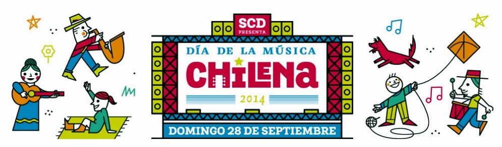 CL) Día de la Música Chilena 2014 (CL) – DIARIOdeANAFUNK 8c637daa389